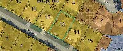 Indian Trails Residential Lots & Land For Sale: 59 Burroughs Drive