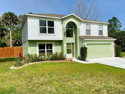 Palm Coast Single Family Home For Sale: 24 Pinelynn Dr