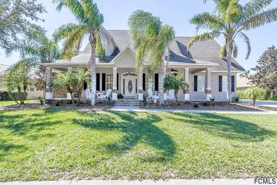 Palm Coast Single Family Home For Sale: 41 Old Oak Dr S