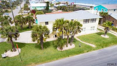 Flagler Beach FL Single Family Home For Sale: $530,000