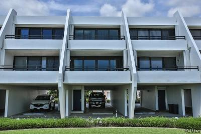 Flagler Beach Condo/Townhouse For Sale: 1448 N Central Ave N #1448