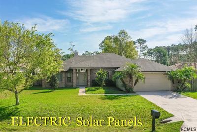 Palm Coast Single Family Home For Sale: 21 Becker Ln