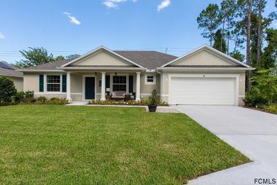 Palm Coast Single Family Home For Sale: 16 East Diamond Drive
