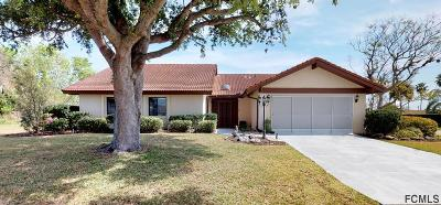Palm Coast FL Single Family Home For Sale: $317,000