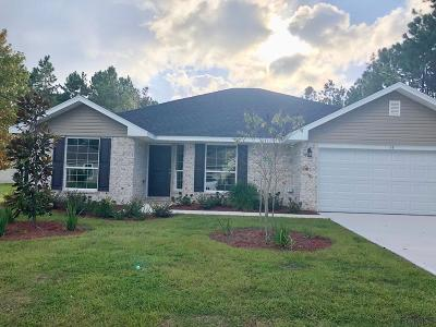 Matanzas Woods Single Family Home For Sale: 11 Lindberg Lane