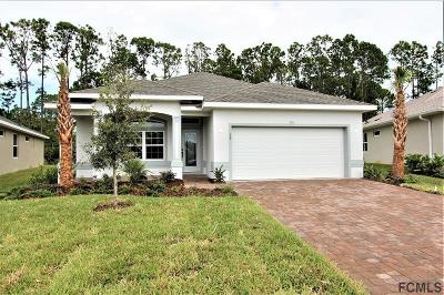 Palm Coast FL Single Family Home For Sale: $246,800