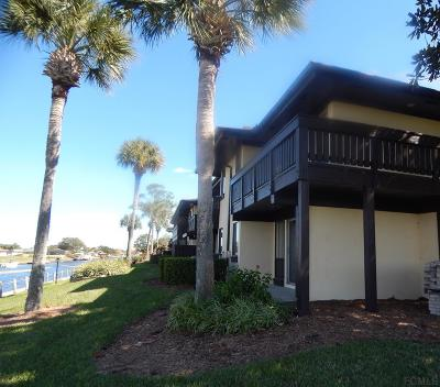 Palm Coast FL Condo/Townhouse For Sale: $134,900