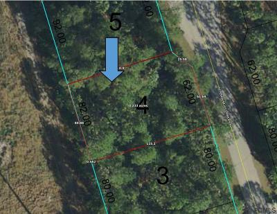 Seminole Woods Residential Lots & Land For Sale: 26 Serbian Bellflower Trail
