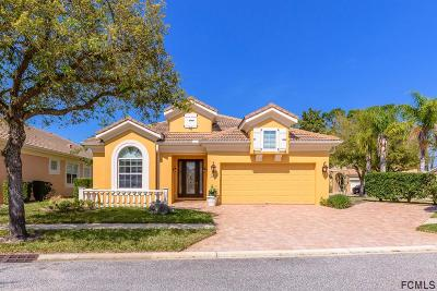 Palm Coast FL Single Family Home For Sale: $373,900