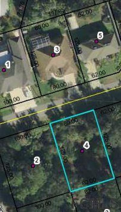 Seminole Woods Residential Lots & Land For Sale: 4 Sea Shark Path