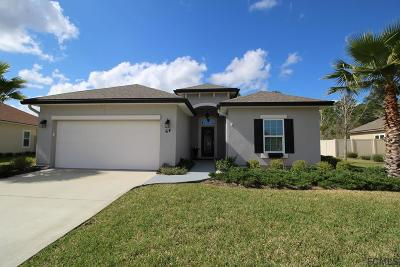 St Augustine Single Family Home For Sale: 64 Wild Egret Ln