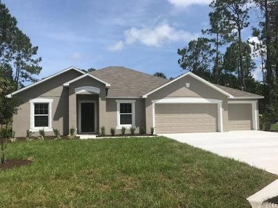 Seminole Woods Single Family Home For Sale: 36 Universal Trail