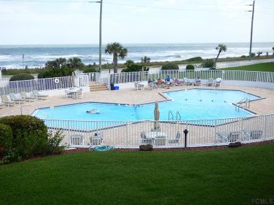 Flagler Beach Condo/Townhouse For Sale: 3500 S Ocean Shore Blvd #215