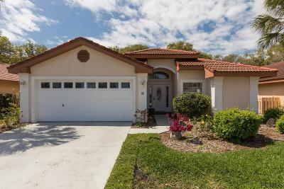 Palm Coast Single Family Home For Sale: 35 San Jose Dr