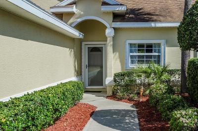 Flagler Beach Condo/Townhouse For Sale: 2001 Palm Dr #A101