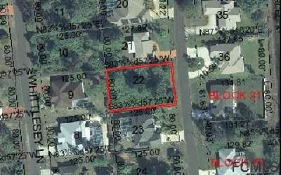Pine Lakes Residential Lots & Land For Sale: 23 Whittington Drive