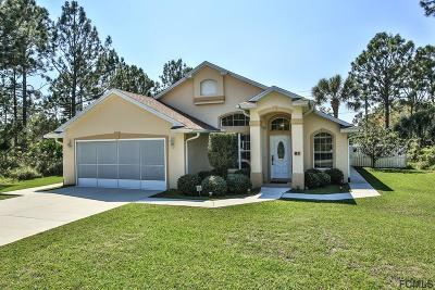 Palm Harbor Single Family Home For Sale: 82 Felwood Lane
