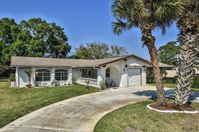 Palm Harbor Single Family Home For Sale: 9 Fairview Lane