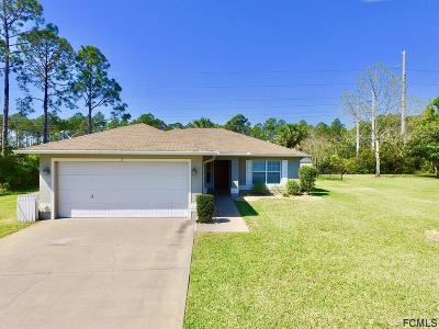 Seminole Woods Single Family Home For Sale: 7 Seven Oaks Pl