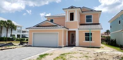 Ocean Hammock Single Family Home For Sale: 16 Cinnamon Beach Way