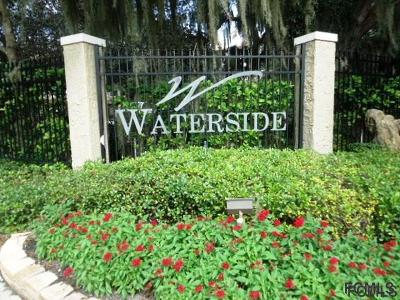 Palm Coast Condo/Townhouse For Sale: 112 Club House Dr #304