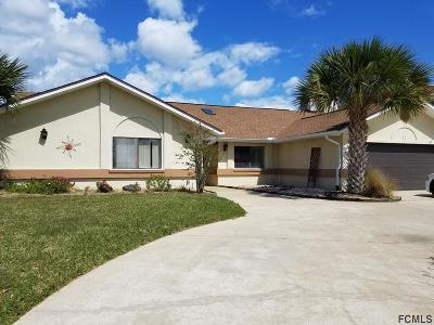 Palm Coast Single Family Home For Sale: 4 Center Place