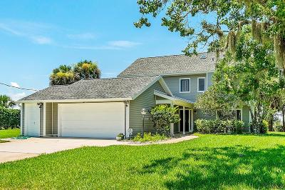 Palm Coast FL Single Family Home For Sale: $398,000