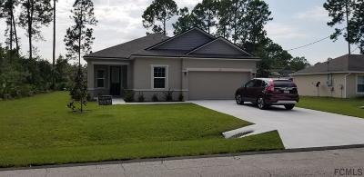 Palm Coast FL Single Family Home For Sale: $229,050
