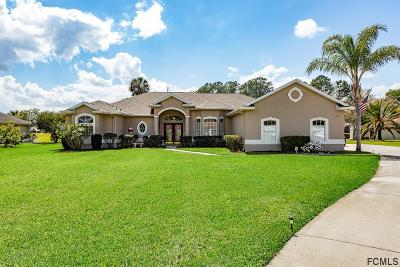 Palm Coast FL Single Family Home For Sale: $394,900