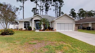 Palm Coast Single Family Home For Sale: 31 Bayside Dr