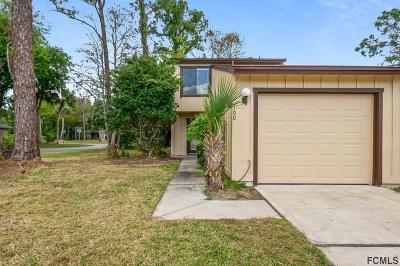 Daytona Beach Single Family Home For Sale: 100 Oakwood Village Cir