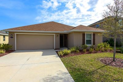 Ormond Beach Single Family Home For Sale: 136 Pergola Place