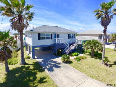Flagler Beach Single Family Home For Sale: 1901 N Central Ave