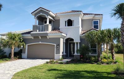 Palm Coast Single Family Home For Sale: 15 Sandpiper Ln