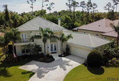 Palm Coast Single Family Home For Sale: 5 Heron Dr