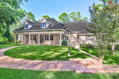 St Augustine Single Family Home For Sale: 6908 Cypress Lake Ct.
