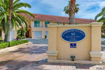 Palm Harbor Condo/Townhouse For Sale: 50 Palm Harbor Pkwy #37