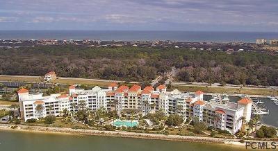 Palm Coast Condo/Townhouse For Sale: 102 Yacht Harbor Dr #268