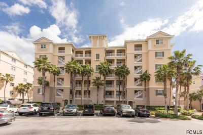 Palm Coast Condo/Townhouse For Sale: 900 Cinnamon Beach Way #833
