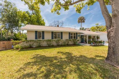 Ormond Beach Single Family Home For Sale: 66 Live Oak Avenue