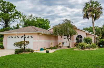 Palm Coast Single Family Home For Sale: 4 Corona Court