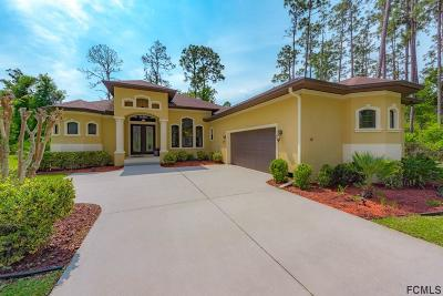 Palm Coast Single Family Home For Sale: 30 Egret Trail