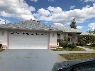 Seminole Woods Single Family Home For Sale: 99 Ulaturn Trail