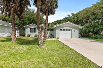 Flagler Beach Single Family Home For Sale: 2281 S Flagler Ave