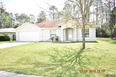 Seminole Woods Single Family Home For Sale: 40 Smith Trl
