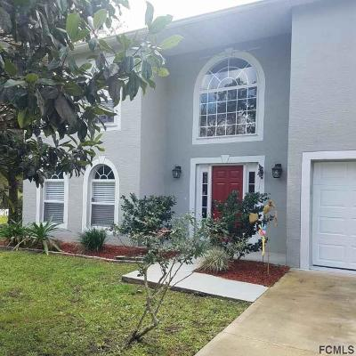 Palm Coast Single Family Home For Sale: 48 Rivera Lane