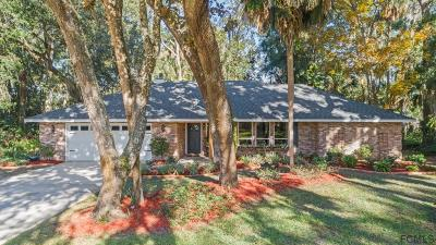Halifax Plantation Single Family Home For Sale: 3904 Tano Drive