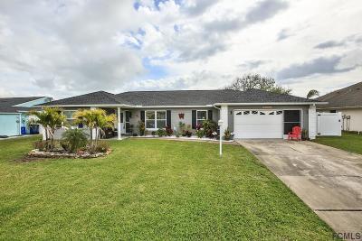 Ormond Beach Single Family Home For Sale: 23 W Sea Harbor Drive