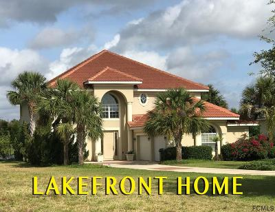 Palm Coast Single Family Home For Sale: 128 Heron Dr