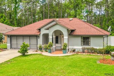 Palm Coast Single Family Home For Sale: 15 Barrister Ln